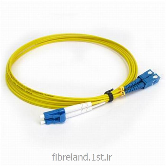 پچ کورد فیبر نوری SC-LC سینگل مود - Patch Corde Single mode SC - LC