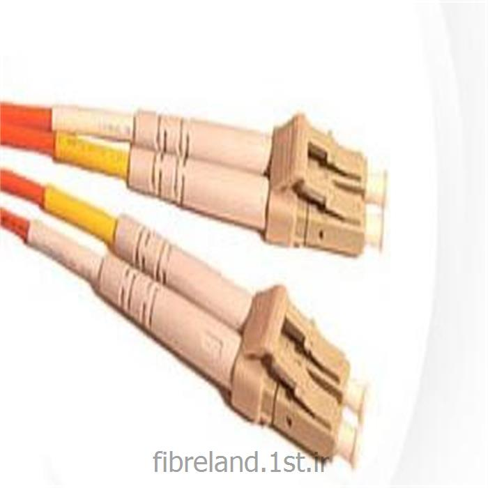 پچ کورد فیبر نوری LC-LC مالتی مود - Patch Cord Multi Mode LC-LC