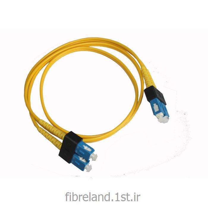 پچ کورد فیبر نوری SC-SC سینگل مود داپلکس - patch corde single Mode SC-SC Duplex