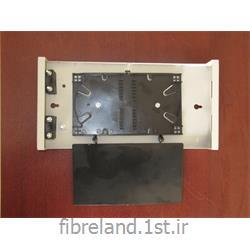 پچ پنل 4 پورت داپلکس فیبر نوری دیواری - Patch Panel