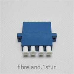 آداپتور LC داپلکس سینگل مود - Adapter LC