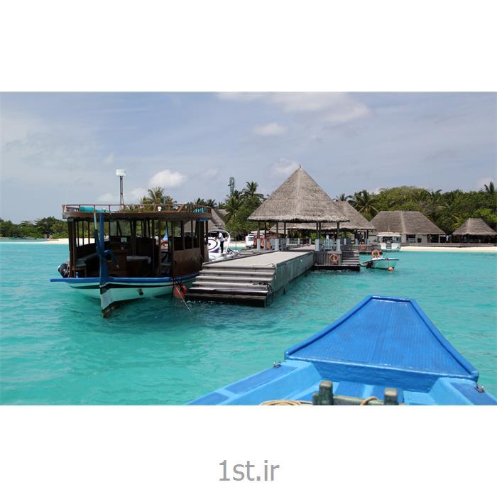 عکس تورهای خارجیتور 7 روزه مالدیو با هتل Four Seasons Resort Maldives At Kuda Huraa