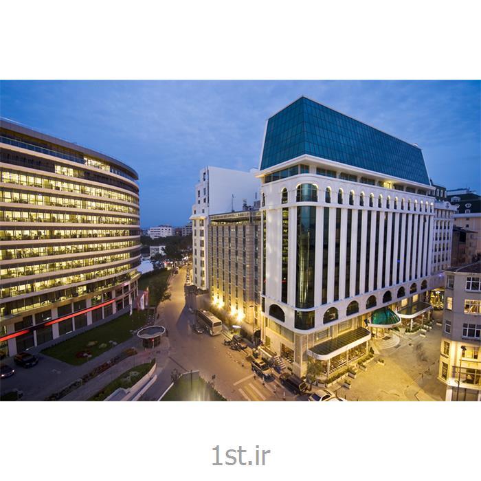 تور استانبول با هتل Elite World<