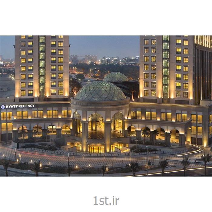 تور 6 روزه امارات با هتل Hyatt Regency Dubai Creek Heights