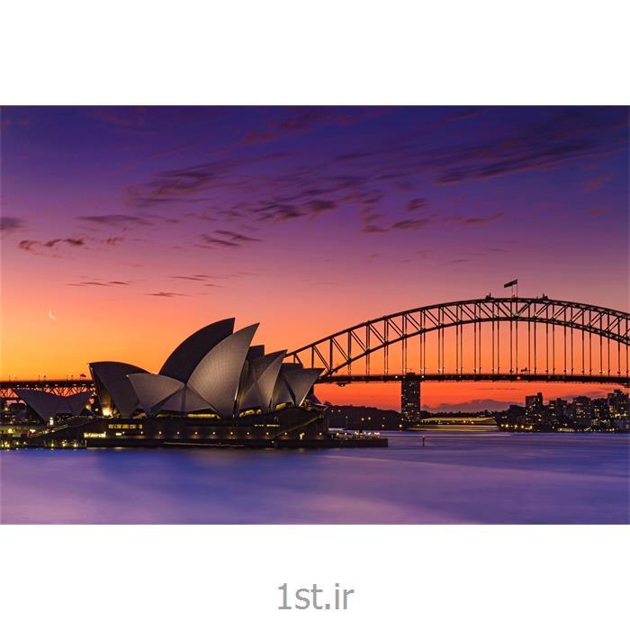 تور 11 شب استرالیا تابستان 96
