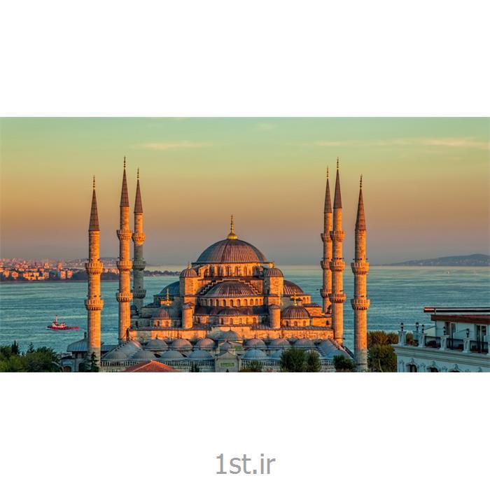 عکس تورهای خارجیتور 7 شب استانبول 96