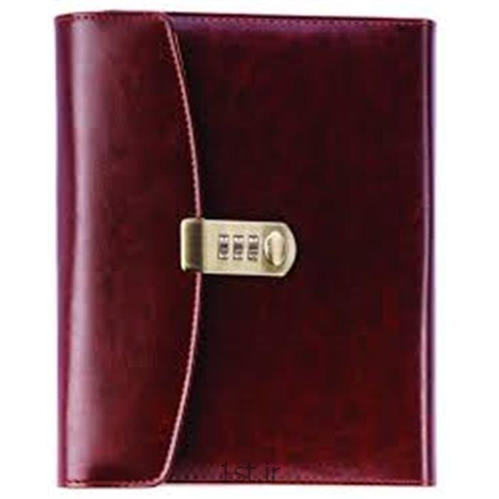 کیف چرمی همراه با سررسید با چاپ اختصاصی