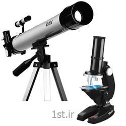 میکروسکوپ و تلسکوپ تبلیغاتی