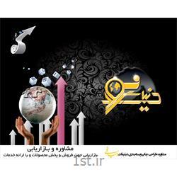 ارائه خدمات و بازاریابی جهت فروش  و پخش محصولات