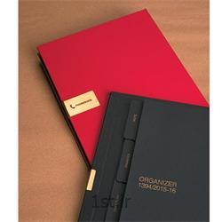 عکس دفتر و دفترچهسررسید ارگانایزر ( کلاسوری ) با چاپ اختصاصی