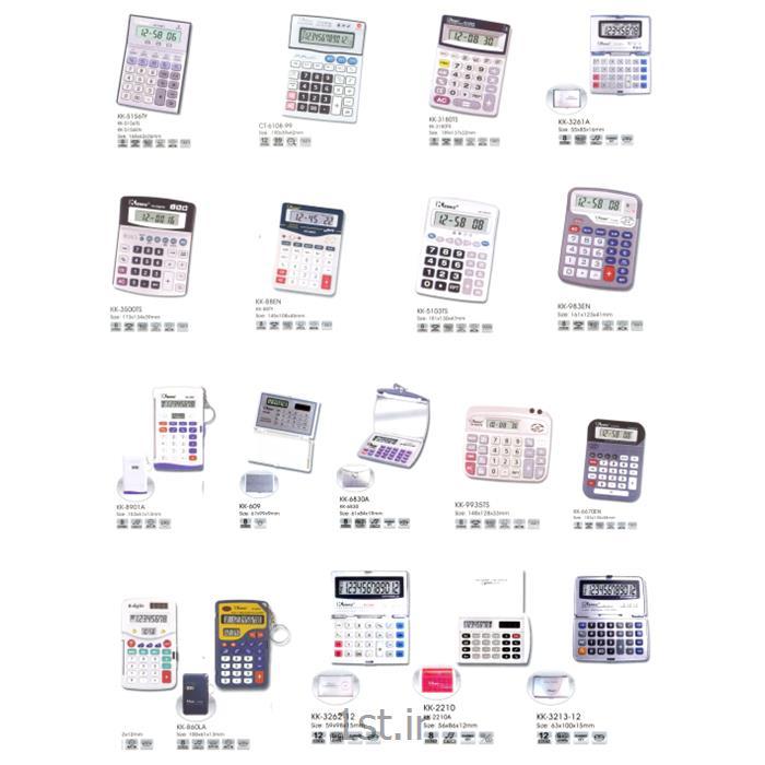 ماشین حساب اداری تبلیغاتی