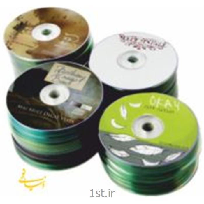 CD . DVD استمپر با چاپ افست