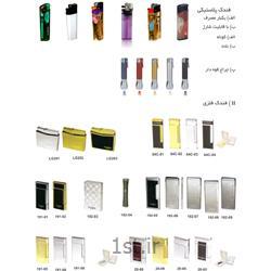فندک پلاستیکی و چراغ قوه دار اعلاء تبلیغاتی