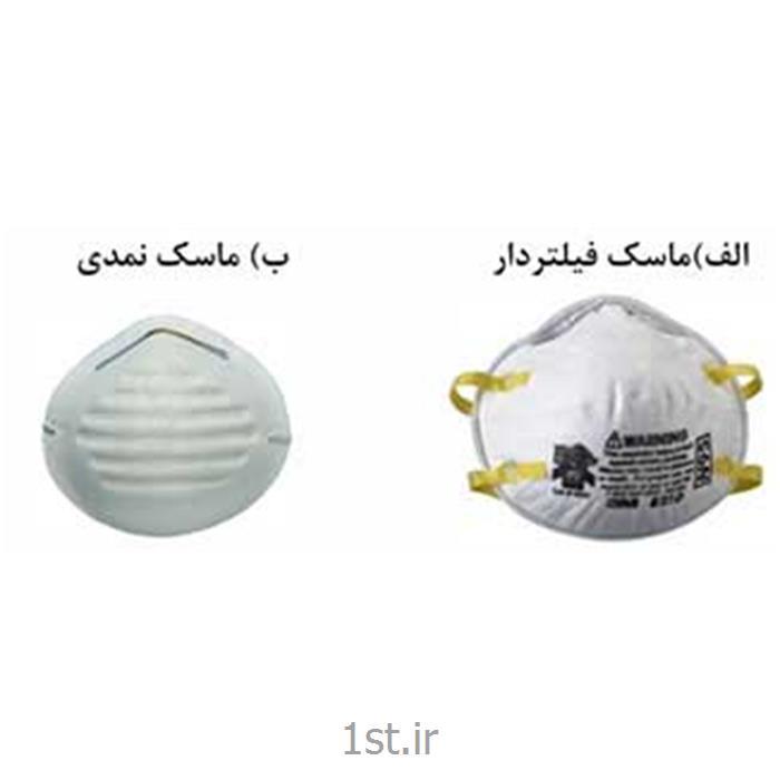 ماسک و گوشی ایمنی
