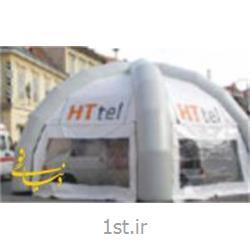 چادرهای نمایشگاهی ( چادرهای بادی )