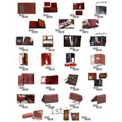 عکس سایر کیف های نگهدارنده کیف مدارک چرمی  تبلیغاتی