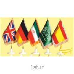 پرچم پارچه ای رومیزی