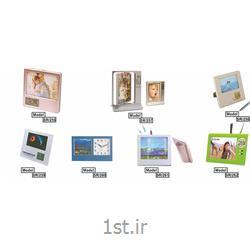 ساعت رومیزی دیجیتالی قاب عکس