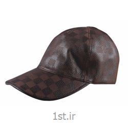 کلاه لبه دار چرمی و مخمل