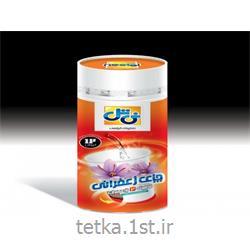 عکس چای گل (عطری)لیوان چای زعفرانی