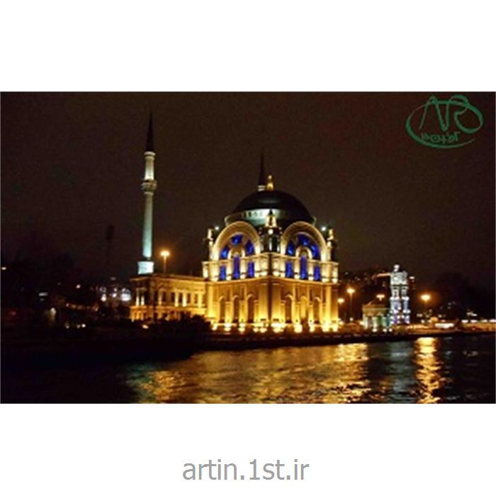 آفر استانبول 30 شهریور تا 4 مهر