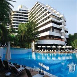 عکس هواپیماتور آنتالیا هتل ریکسوس داون تاون
