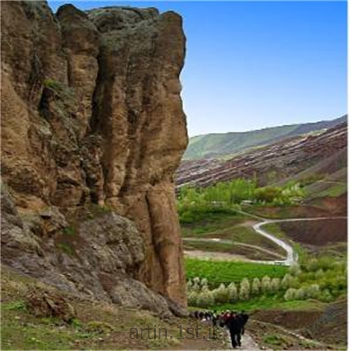 تور یکروزه قلعه الموت 93