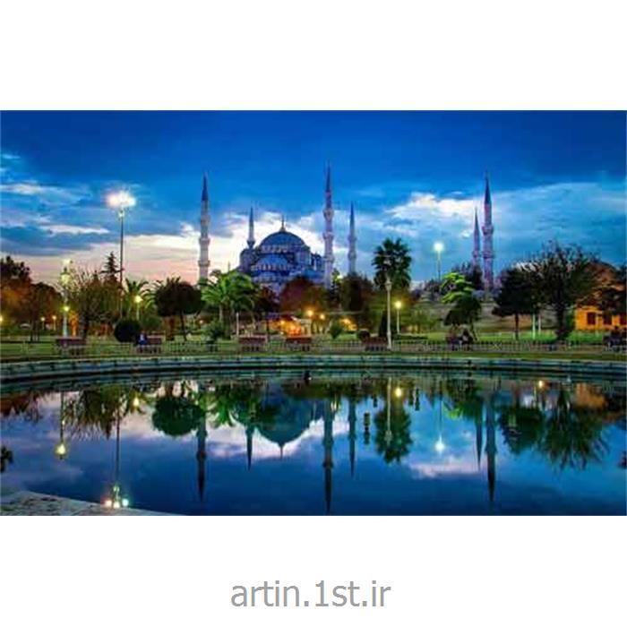 تور ترکیه استانبول هتل 5 ستاره زمستان 92