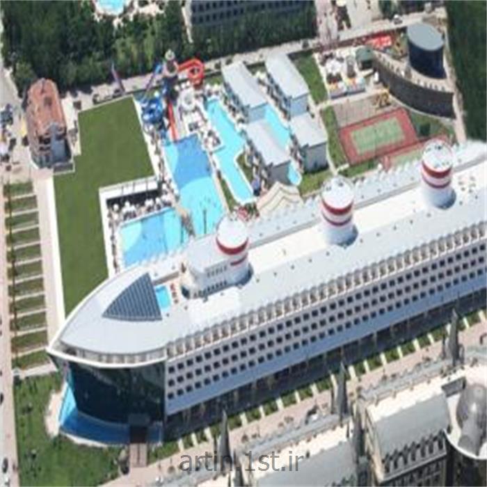 تور آنتالیا هتل کویین الیزابت