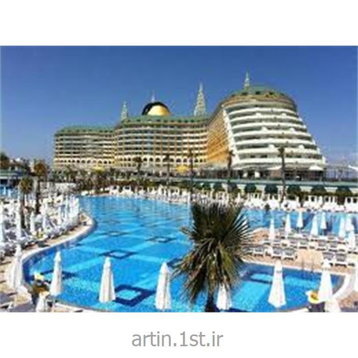 افر تور آنتالیا تایستان