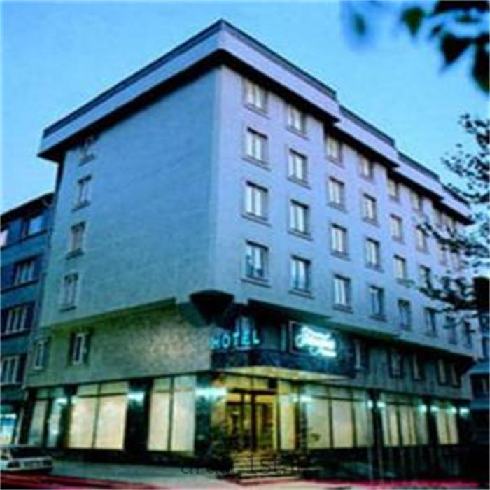 تور استانبول هتل پیانو فورت