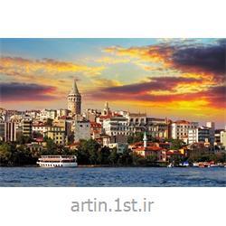 آفر استانبول شهریور 93 | قشم ایر