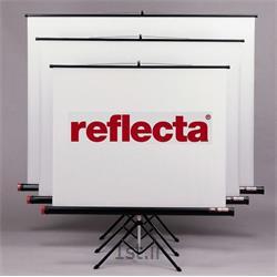 پرده نمایش سه پایه دار رفلکتا REFLECTA