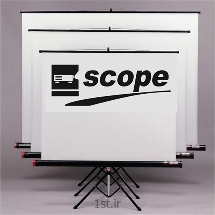پرده نمایش سه پایه دار اسکوپ SCOPE