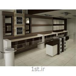 طراحی داخلی ساختمان تجاری