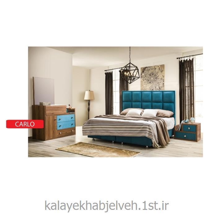 عکس تختباکس تختخوابی صندوقدار با تاج 4