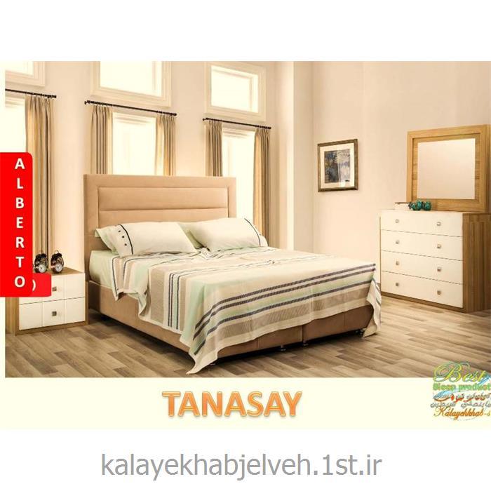 عکس تختباکس تختخوابی صندوقدار با تاج 3