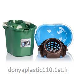 سطل طی شور آسان پلاستیکی