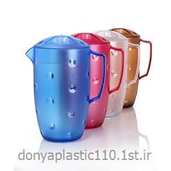 پارچ نرگس کریستال پلاستیکی