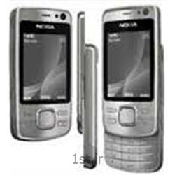 عکس تلفن همراه ( موبایل ) گوشی کشویی استیل نوکیا مدل 6600is