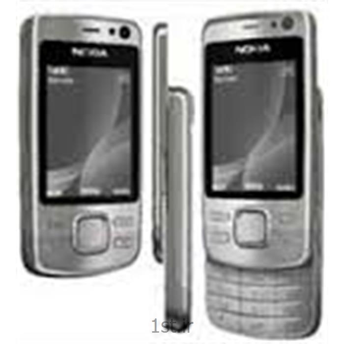 گوشی کشویی استیل نوکیا مدل 6600is