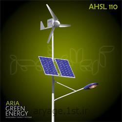 عکس چراغ فضای بازچراغ روشنایی هیبریدی AHSL110