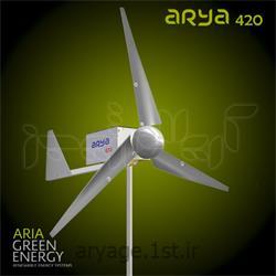 توربین بادی arya 420