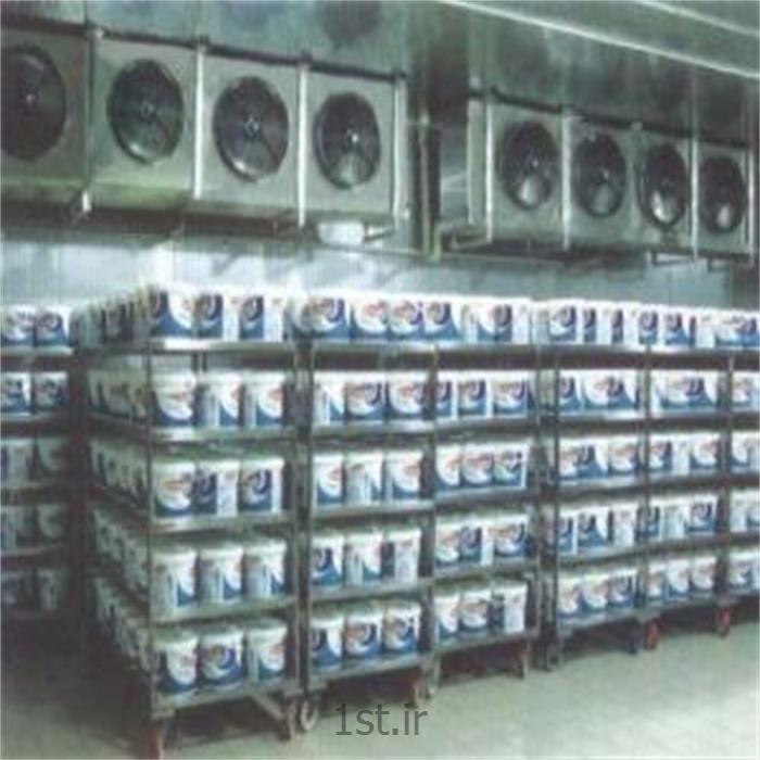 تونل انجماد با مبرد آمونیاک