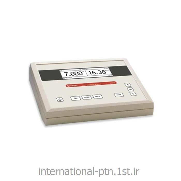 pH متر رومیزی کمپانی Consort بلژیک