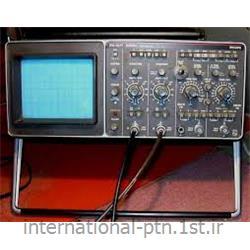 عکس اسیلوسکوپاسیلوسکوپ رومیزی کمپانی Philips آمریکا