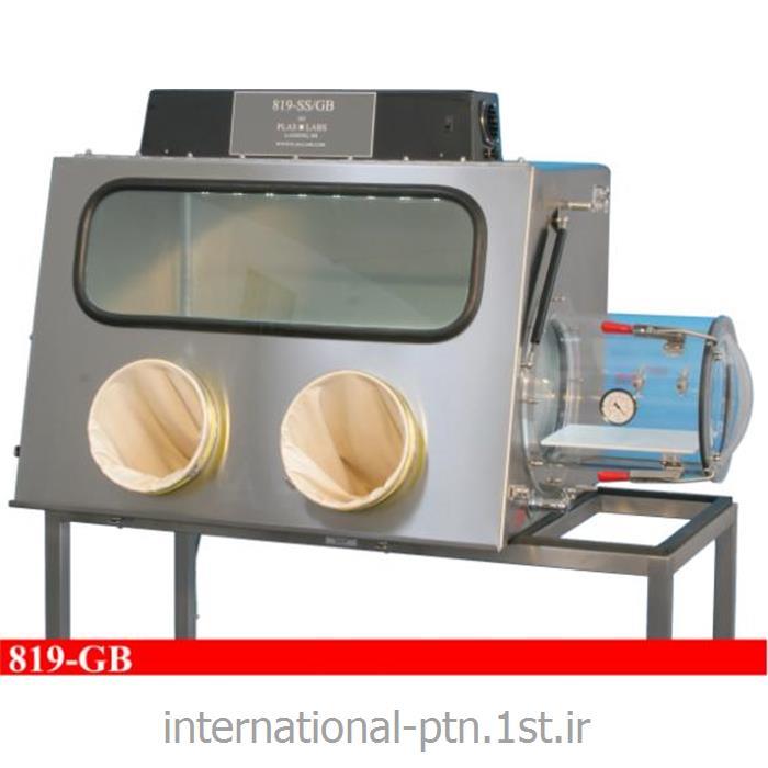 دستگاه گلاوباکس (Glove box) کمپانی Plas-Lab آمریکا