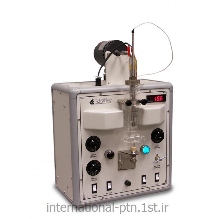 دستگاه نقطه آنیلین کمپانی Koehler آمریکا