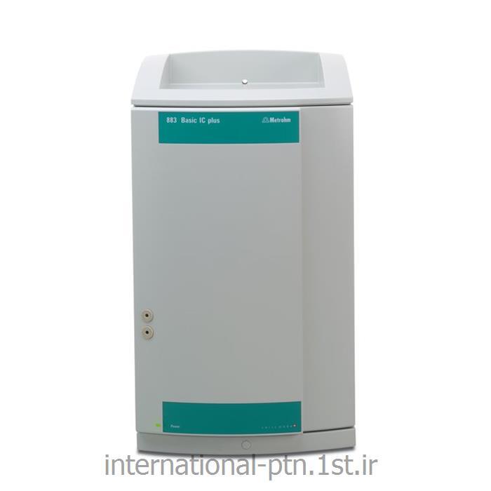 کروماتوگرافی یونی 833 Basic IC PLUS کمپانی Metrohm سوئیس