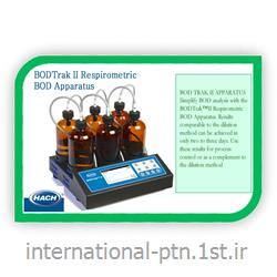 دستگاه bod سنج مدل BOD TRAK II  هک